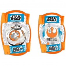Set protectie Cotiere Genunchiere Star Wars Seven SV9038 Initiala