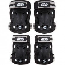 Set protectie Skate Cotiere Genunchiere Star Wars Seven SV9026 Initiala