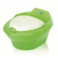 Olita muzicala Potty Pop BebeduE 60110 Verde