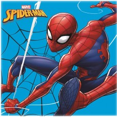 Prosopel magic Spiderman 30x30 cm SunCity CTL99422C Albastru