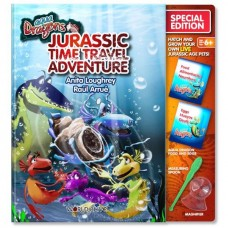 Set Reincarcare Aqua Dragons Jurassic Time Travel Adventure World Alive W4051 Initiala