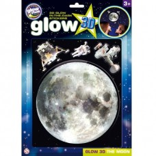 Stickere 3D - Luna The Original Glowstars Company B8106 Initiala
