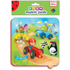 Puzzle magnetic Cursa Roter Kafer RK5010-02 Initiala