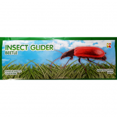 Jucarie Planor Insecte, lungime 24 cm Keycraft KCGL07IN Carabus