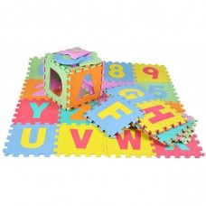Covor puzzle 36 piese Iso Trade MY17366 Initiala
