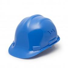 Casca de protectia muncii - albastru