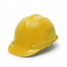 Casca de protectia muncii - galbena