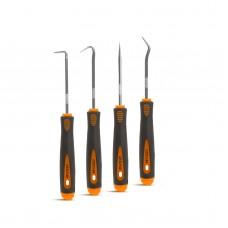 HANDY - Set de cârlige şi sule pentru montaj - 4 buc./set