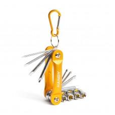 HANDY - Set de şurubelniţe şi chei tubulare - practic şi compact