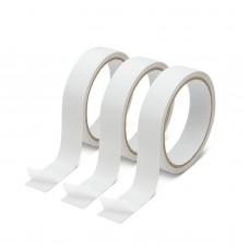 Set bandă dublu-adezivă 24 mm/8m