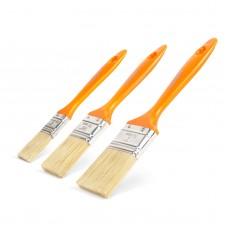 HANDY - Set pensule, cu mâner material plastic - 3 piese 1