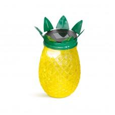Garden of Eden - Lampă solară LED model ananas 170 x Ø 90 mm