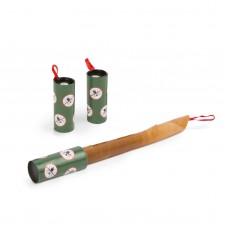 Hârtie pt. muşte - capcană ecologică din hârtie adezivă - 3 buc./blister