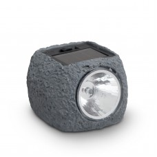 "Lampa solara LED - ""Imitatie roca"""