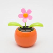 Decoratie solara - model floare - diferite culori