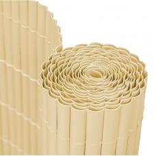 Garden of Eden - Trestie artificială pentru ecranare - culoare bambus - 1 x 3 m