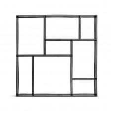 Garden of Eden - Cofraj material plastic pentru plăci paviment - 50 x 50 x 4,5 cm