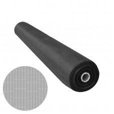 Plasa de tantari cu vanzare la rolă, croibila, 120 cm x 30 m - Negru