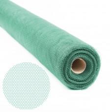 Plasa de tantari cu vanzare la rolă, croibila, 120 cm x 30 m - Verde