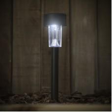 Lampa solara LED pt. exterior, 19 cm