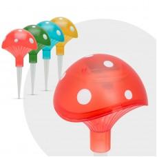 Lampă solară LED - model ciupercă, 25 cm
