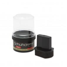 Box pt. ghete, cu burete – negru, 50 ml