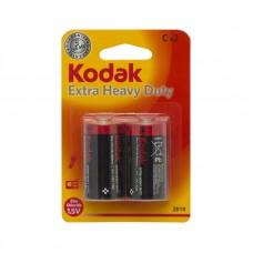 Set 2 baterii tip.R14 Kodak Zinc Extra Heavy Duty