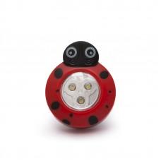 Lampă de veghe decorativă cu buton, model
