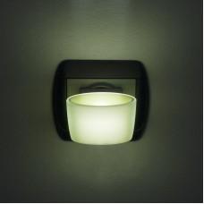 Lumina de veghe LED cu senzor tactil - verde