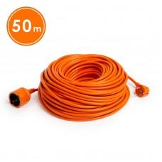 Cablu prelungitor 3 x 1,5 mm² 50 m