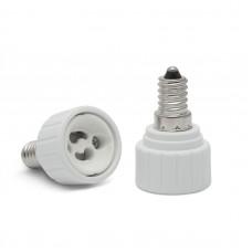 Soclu adaptor E14-GU10