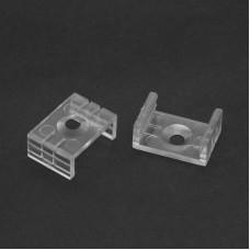 Element de fixare pt. profil de aluminiu (pt. profilel cod 41010A1-A2/41011A1-A2) - 2 buc.