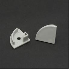 Capac terminal pentru profile aluminiu LED