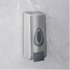 Vog und Arths - Dozator manual de săpun lichid - 350 ml, de perete - argintiu