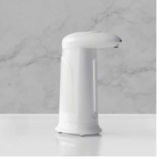 Vog und Arths - Dozator automat de săpun lichid - 360 ml - stand alone, cu baterie - alb