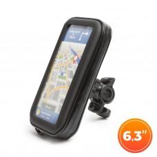 """Wheel Zone - Husă pt. telefon pt. biciclete - cu suprafaţă tactilă - max. 6,3"""""""