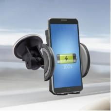 Suport de telefon auto cu încărcare fără fir
