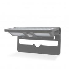 Reflector solar cu LED, cu senzor de mişcare şi de lumină-GRI