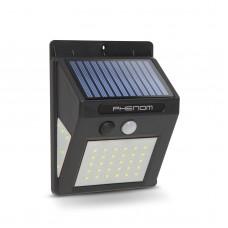 Phenom - Reflector de perete solar LED cu senzor de mişcare