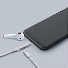 Cablu de date - 2 în 1 iPhone