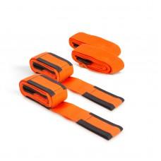 HANDY - Chingă pentru transportul mobilei, cu curele pentru spate şi pentru încheietură - 253 x 45 x 1,2 mm - pentru 2 persoane