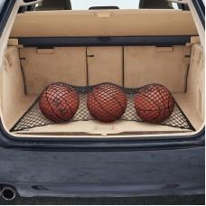 Plasa pt. fixarea bagajelor in portbagaj - 80 x 80 cm
