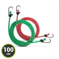 Set cordeline elastice - 2 buc x 100 cm