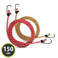 Set cordeline elastice - 2 x 150 cm