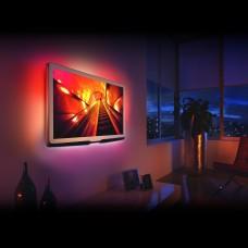 "Set banda LED pt. iluminare fundal TV cu telecomanda 24-38"""