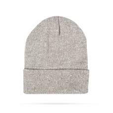 Top Ten - Şapcă tricotată de iarnă - Gri - cu glitter