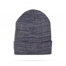 Top Ten - Şapcă tricotată de iarnă - Albastru - cu glitter