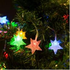 Şir lumini LED - stele
