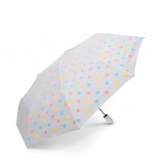 Umbrelă cu culori schimbătoare la ploaie