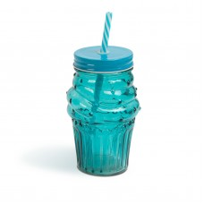 "Pahar de sticlă - ""Candy"" - 450 ml"